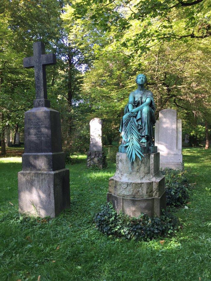 Ein Friedhof voller Leben