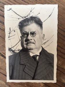 Mein Großvater im Jahr 1940. Foto: Familie