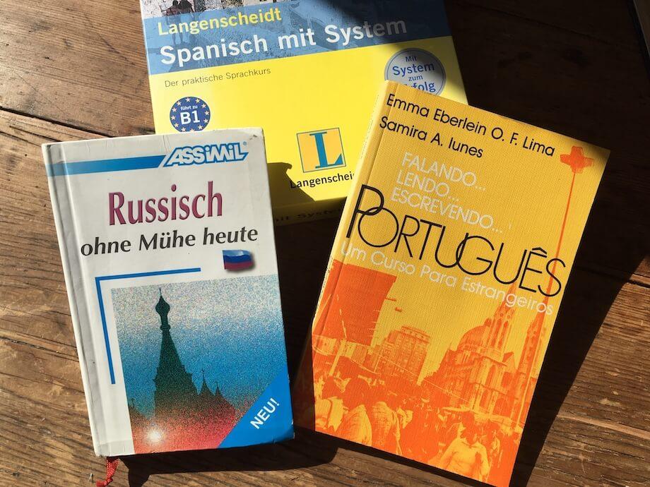 Verschiedene Sprachkurse. Foto: Ulrike Ziegler