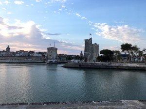 Abendstimmung in La Rochelle. Foto: Ulrike Ziegler