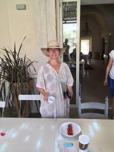 Anne in Diso, Apulien. Foto: Ulrike Ziegler