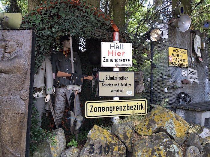 Das DDR-Grenzmuseum. Foto: Ulrike Ziegler