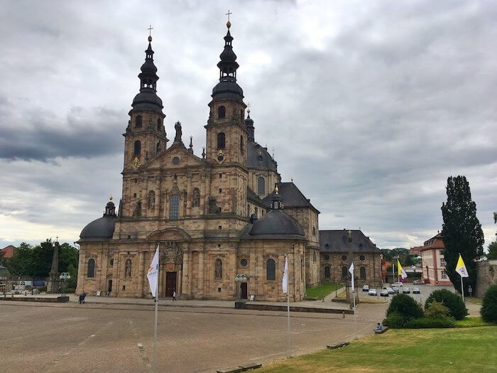 Der Dom in Fulda. Foto: Ulrike Ziegler