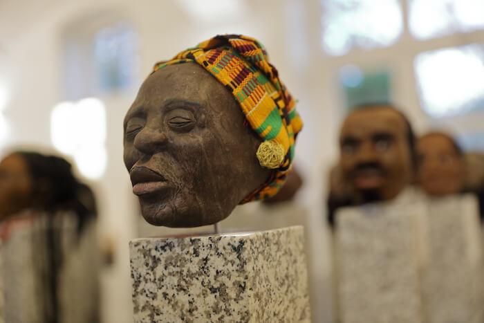 Die Ausstellung »Menschen« von Leon Pollux