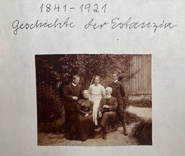 Altes Familienfoto. Foto: Privat