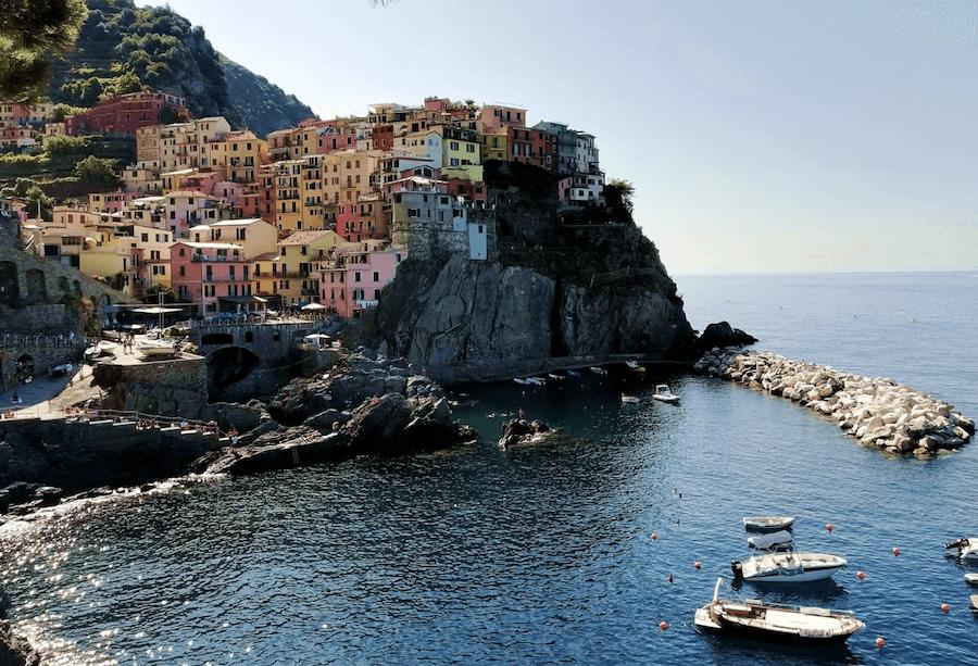 Manorala in den Cinque Terre